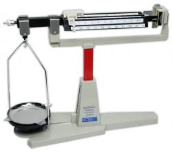 Quad beam balance scale