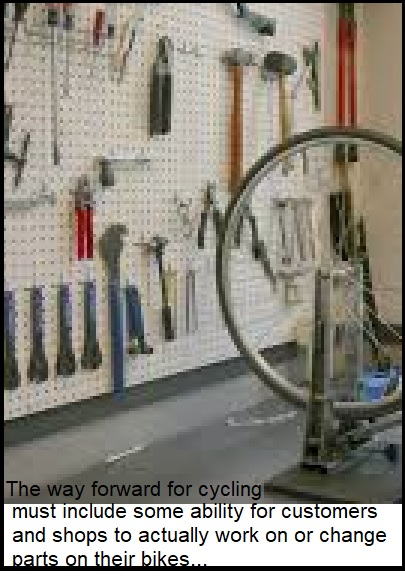 72534a76a69 The way forward for cycling: or, a critique of the bike industry.