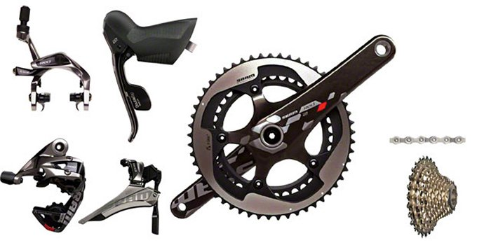 SRAM Red group