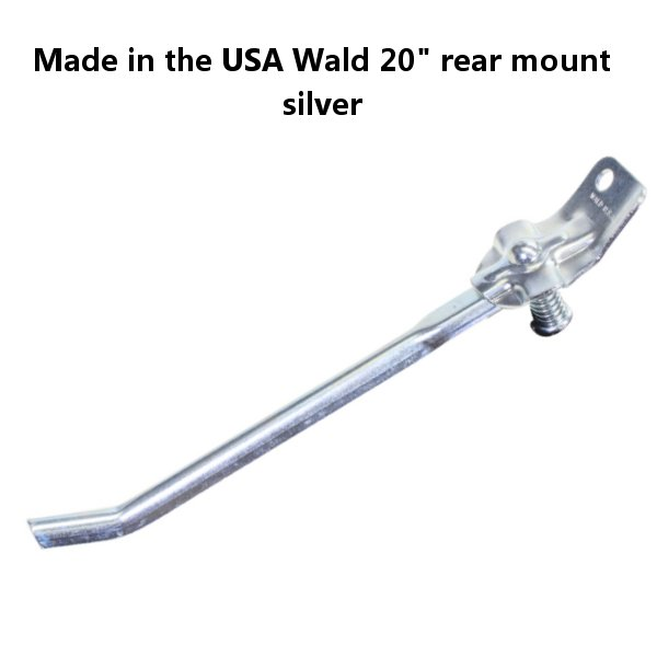 Wald Rear Mount Silver